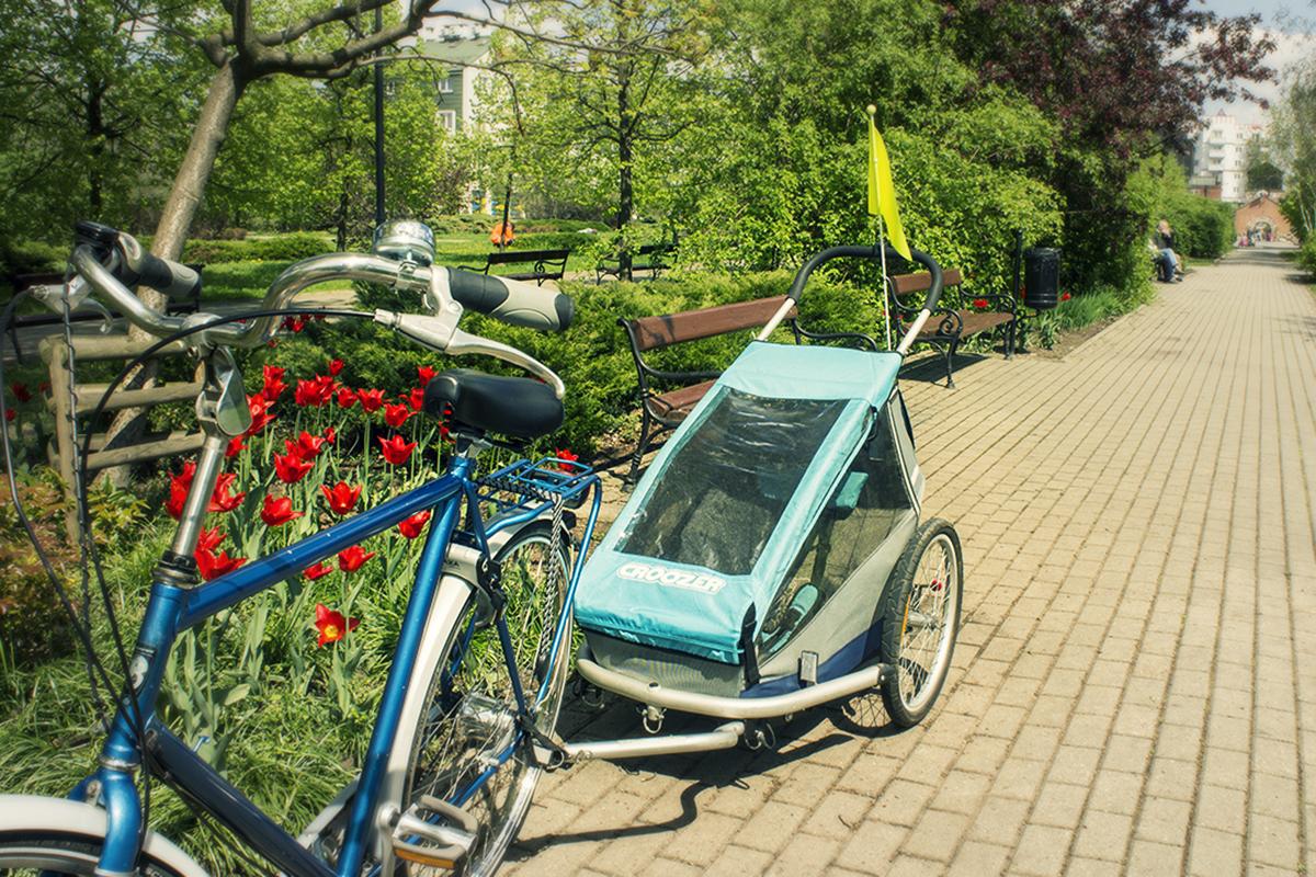 Rowelove: Przyczepka rowerowa dla dziecka – wszystko, co powinnaś wiedzieć