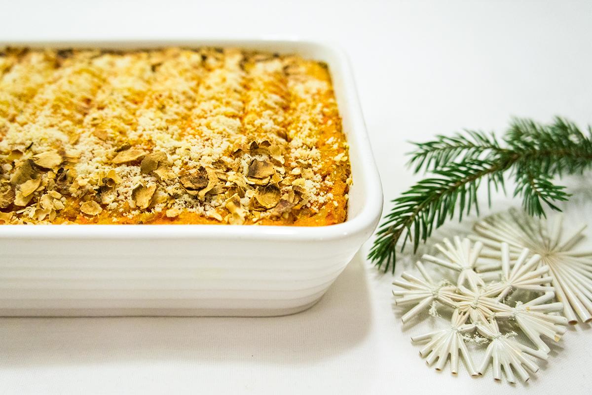 Porkkanalaatikko – fińska zapiekanka świąteczna