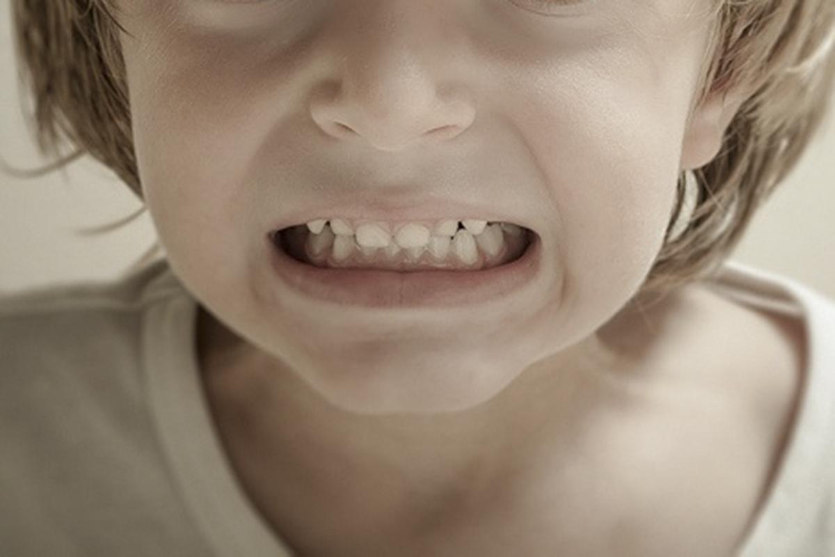 Jak powinno złościć się dziecko?