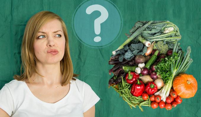 Ile warzyw kupisz za 40 złotych? Poznaj 4 popularne mity na temat zdrowej żywności