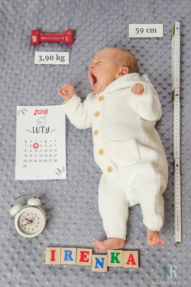 zdjęcie noworodka