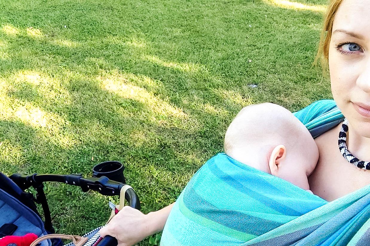 Moje dziecko nie lubi wózka – co robić?