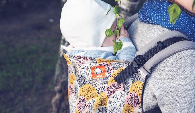 Można wychować dziecko bez chusty i nosidła… ale z nimi jest o wiele łatwiej!