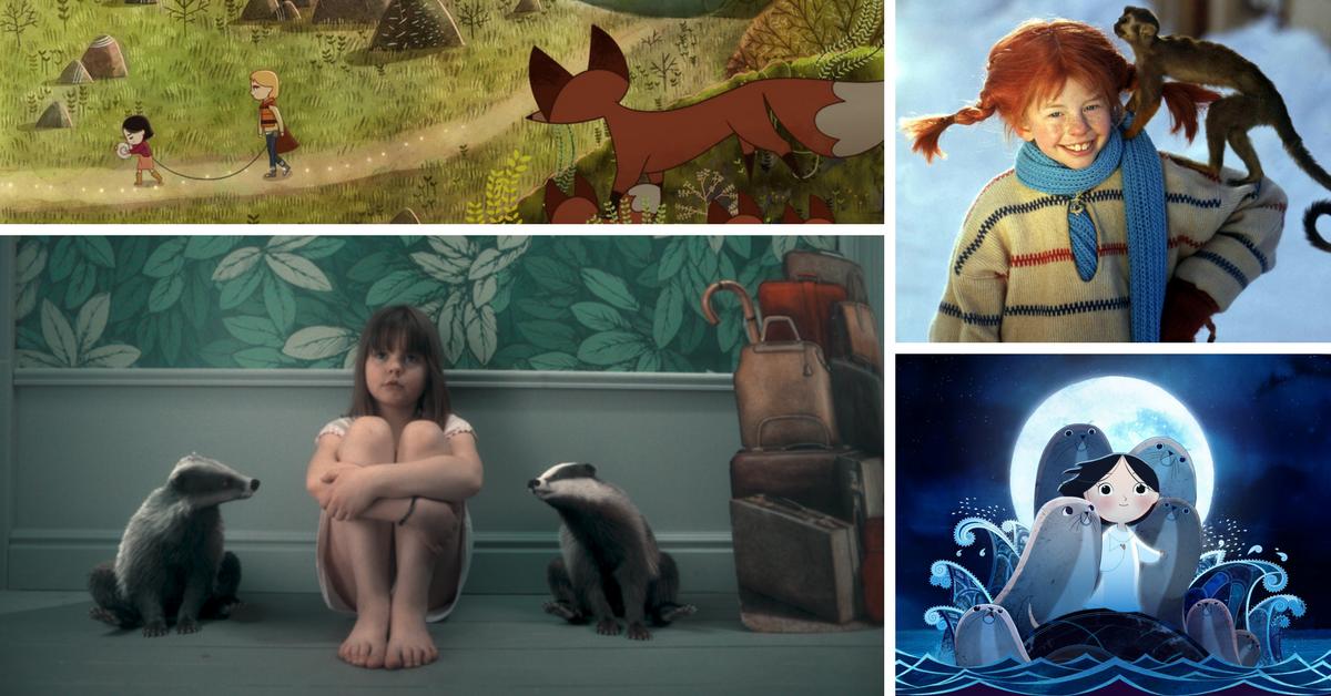 30 skandynawskich filmów familijnych dla dzieci w wieku 6+
