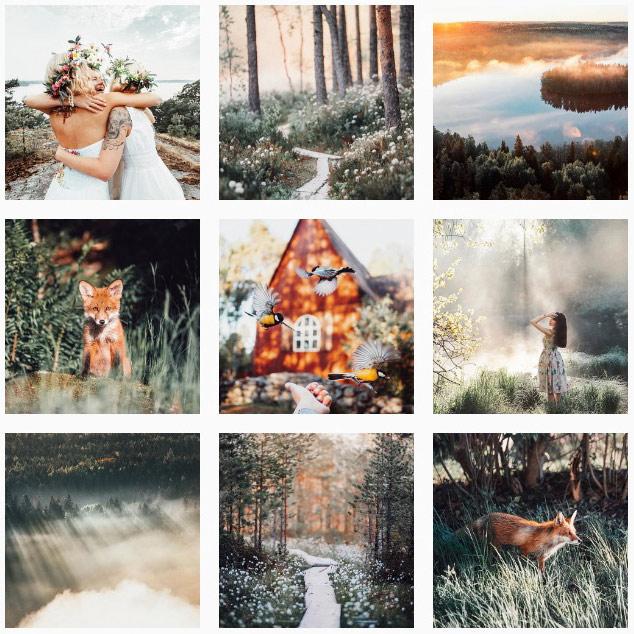 instagram scandinavian design