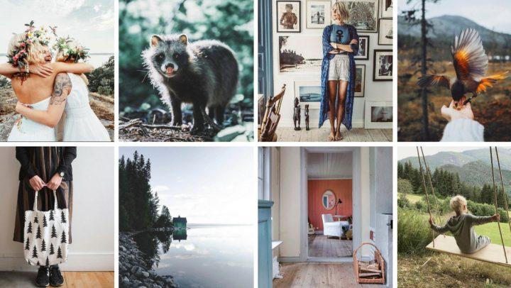 Skandynawskie profile na Instagramie, które warto znać