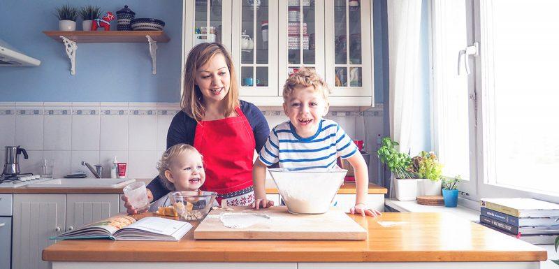 kuchnia skandynawski styl