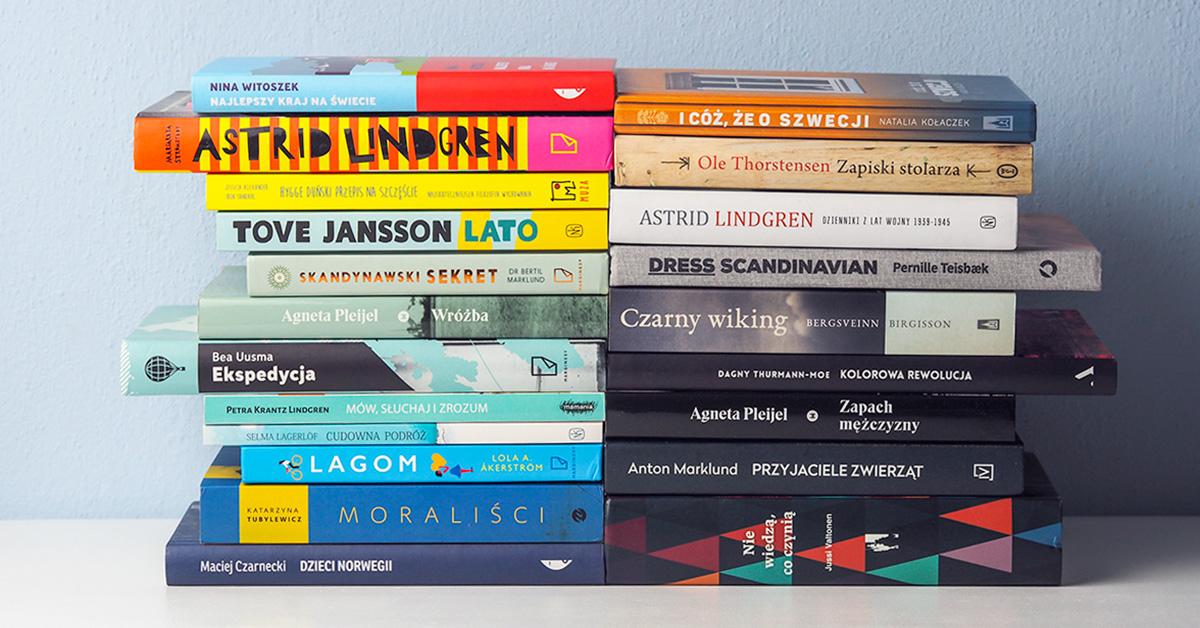 30 skandynawskich książek, które warto przeczytać tej zimy – część I