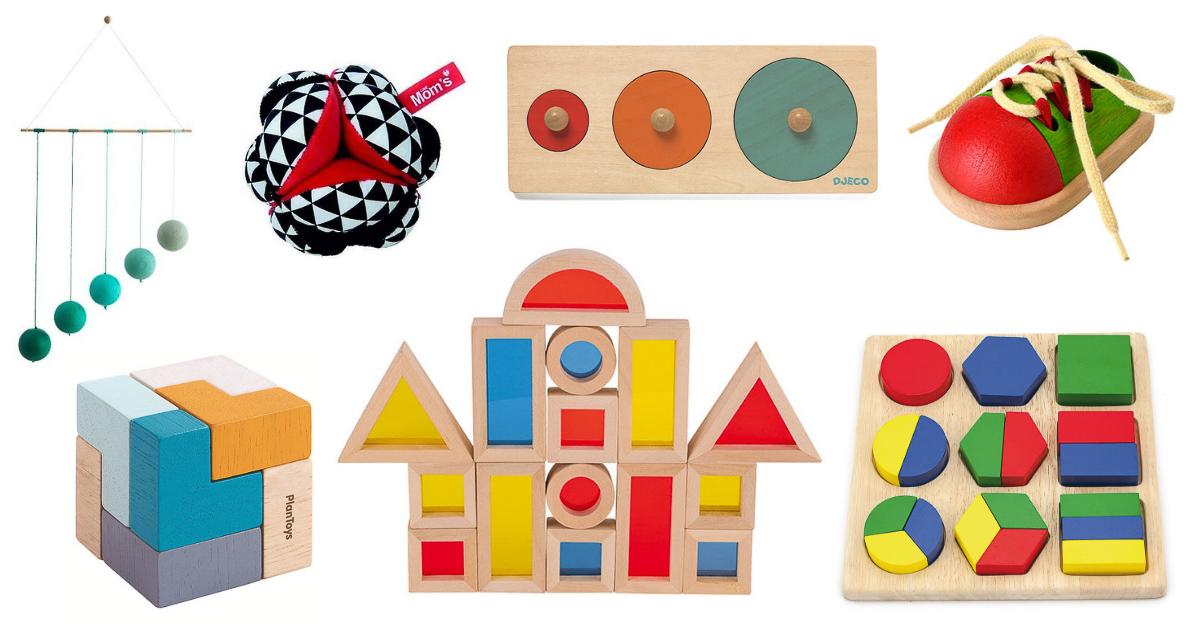80 pomysłów na prezent dla dzieci 0–6 lat: najlepsze zabawki edukacyjne i Montessori